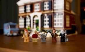 Végre megépítheted LEGO-ból a Reszkessetek, betörők! házat – fotók