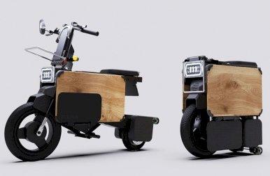 Te vevő lennél egy elektromos bringára, ami összehajtva befér egy asztal alá? – galéria