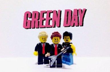 Elmennél egy LEGO Green Day vagy Foo Fighters koncertre?