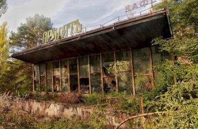 Így néz ki ma a Csernobil melletti szellemváros, Pripjaty – fotók