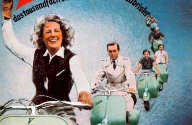 Barangoljunk együtt a múltban! 75 évesek a Vespa ikonikus robogói