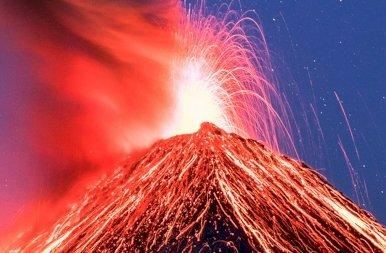 Soha, senki nem látott még így vulkánt, mint most