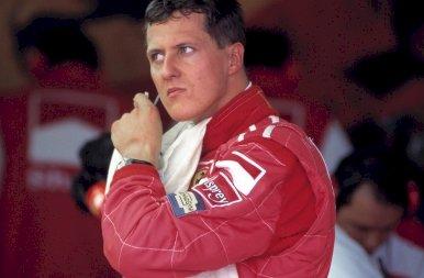 Felidézzük Michael Schumacher néhány igazán boldog pillanatát – fotók