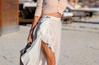 """Victoria Silvstedt: a szexszimbólum, aki egyből eszünkbe jut a """"gyönyörű svéd modell"""" kifejezés hallatán – 18+ képek"""