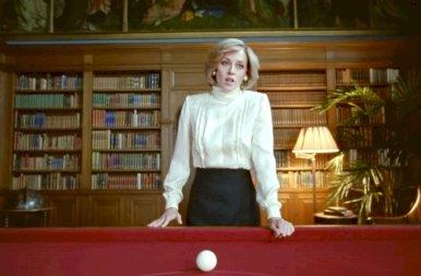 Itt vannak a friss fotók Kristen Stewartról Diana hercegnéként