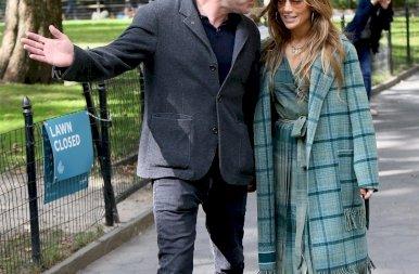 Ben Affleck és Jennifer Lopez nem bírta ki – az utcán estek egymásnak