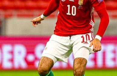 Marco Rossi csak a meccs előtt tudott mosolyogni – galéria