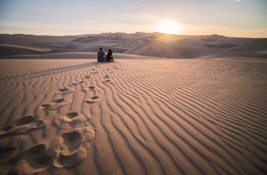 Ilyen egy igazi oázis a sivatag közepén – fotók