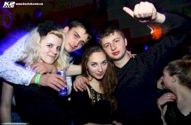 Ukrajna, Club K2 - 2012. március 8., Csütörtök
