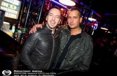Eger, Broadway Arena - 2012. március 15., Csütörtök