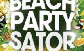 Beach Party Sátor